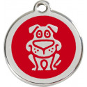 Funny Dog Identity Medals - 12 Colors, Cats and dogs