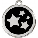 Stars Identity Medals - 11 Colors, cat and dog