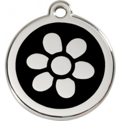 Flower Identity Medals - 11 Colors, cat and dog