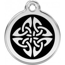 Celtic Tattoo Identity Medals - 11 Colors, cat and dog