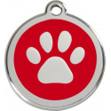 Paw Identity Medals - 18 Colors, Cats and dogs