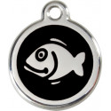 Fish Identity Medals - 11 Colors, for cats