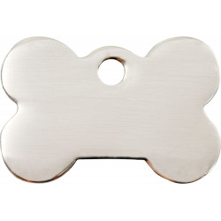 Bone Shaped Identity Medals - 2 Colors, cat and dog